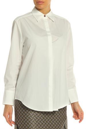 Рубашка Acne. Цвет: белый