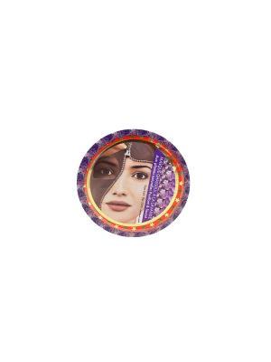 Глиняная маска с лавандой Zine lilaraisse. Цвет: сиреневый