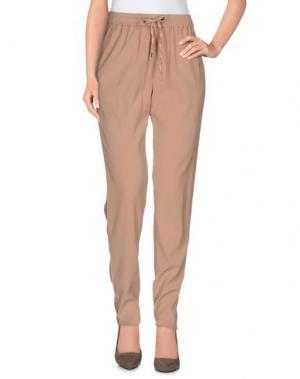 Повседневные брюки G.SEL. Цвет: верблюжий