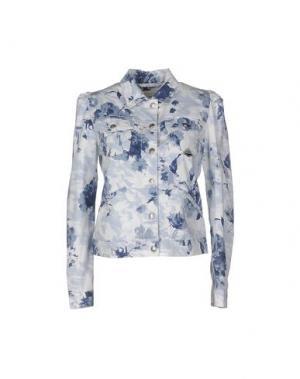 Куртка ROŸ ROGER'S. Цвет: небесно-голубой