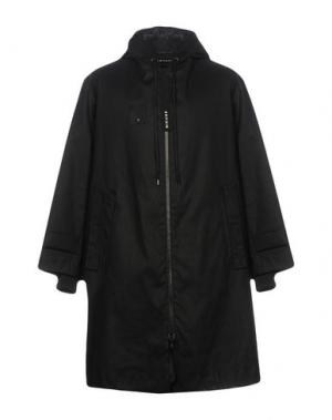 Куртка AHIRAIN. Цвет: черный