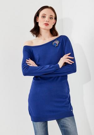Туника Liu Jo. Цвет: синий