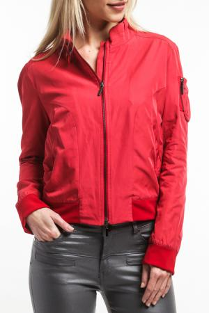 Jacket PAMELA MILANO. Цвет: red