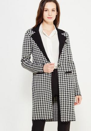 Пальто Silvian Heach. Цвет: черный