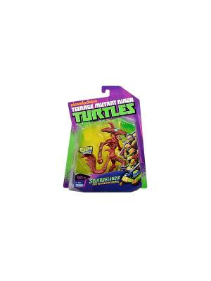 Фигурка Черепашки-ниндзя Белканоиды 12 см Playmates toys. Цвет: красный, зеленый