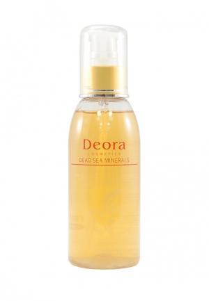 Тоник очищающий Deora Cosmetics. Цвет: желтый
