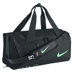 Спортивная сумка для школьников  Alpha Adapt Crossbody Nike. Цвет: зеленый