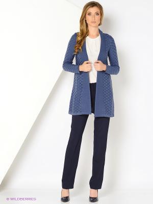 Кардиган Veronika Style. Цвет: синий