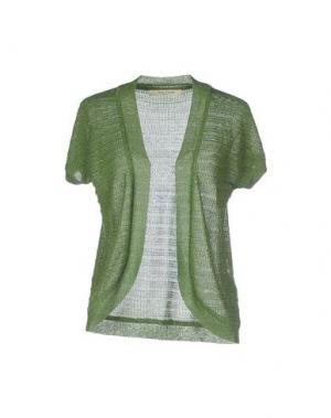 Кардиган NICE THINGS BY PALOMA S.. Цвет: зеленый