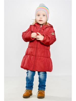 Пальто MANAI. Цвет: бордовый