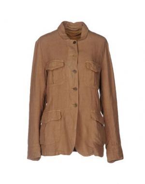 Куртка HISTORIC RESEARCH. Цвет: светло-коричневый