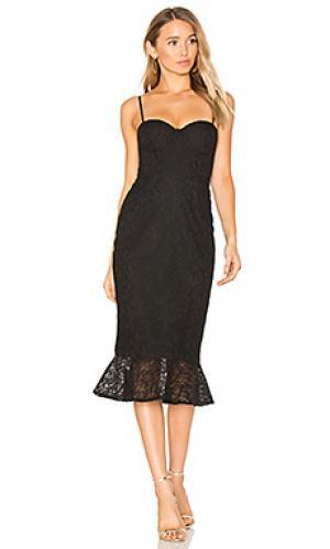 Платье dominique Elle Zeitoune. Цвет: черный