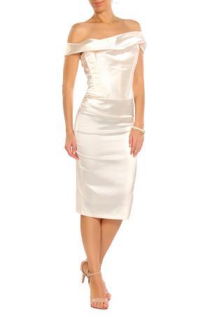 Платье Diva. Цвет: ivory