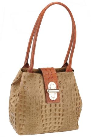 Bag MATILDA ITALY. Цвет: taupe
