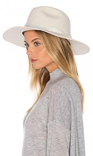 Шляпа magnolia KIN/K. Цвет: беж