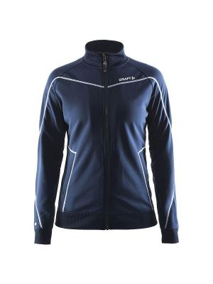 Куртка Craft. Цвет: темно-синий