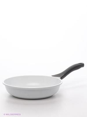 Сковорода WR-6131 Winner. Цвет: светло-серый