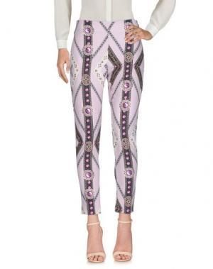 Повседневные брюки EAN 13. Цвет: сиреневый