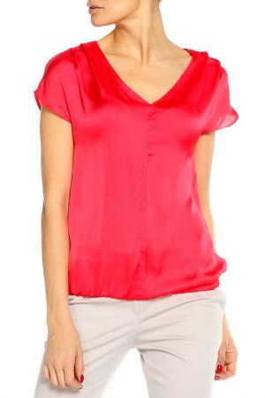 Блуза Marc Cain. Цвет: красный