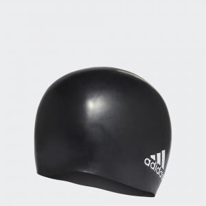 Плавательная шапочка  Performance adidas. Цвет: черный