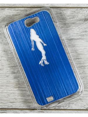 Чехол для телефона SG-Note 2, 7100 MACAR. Цвет: синий