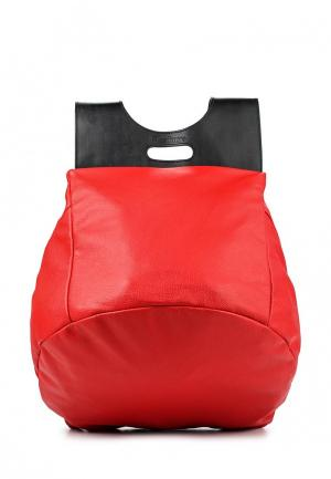 Рюкзак Pleathure. Цвет: красный