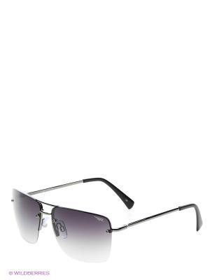 Солнцезащитные очки Legna. Цвет: черный, серый