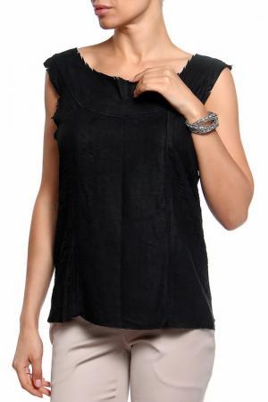 Блуза Drome. Цвет: черный