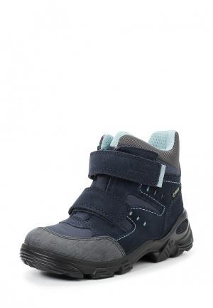 Ботинки SNOWBOARDER ECCO. Цвет: синий