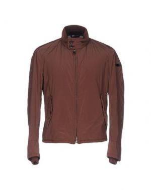 Куртка GEOSPIRIT. Цвет: какао
