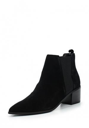 Ботинки Miss KG by Kurt Geiger. Цвет: черный
