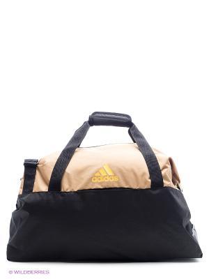 Сумка X Tb 16.2 Adidas. Цвет: черный, бежевый