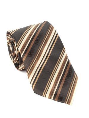 Галстук Franco Frego. Цвет: коричневый