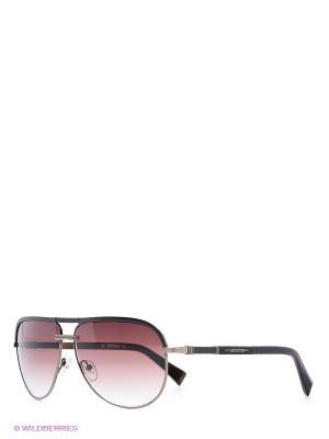 Очки солнцезащитные BLD 1513 102 Baldinini. Цвет: коричневый, бронзовый