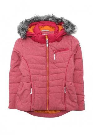 Куртка утепленная Icepeak. Цвет: розовый