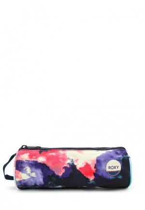 Косметичка Roxy. Цвет: разноцветный