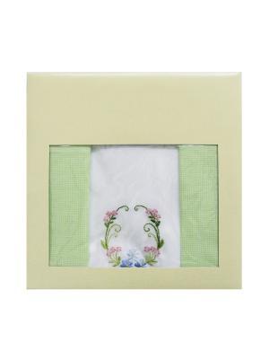 Платки носовые женские ZLATA KORUNKA. Цвет: фиолетовый
