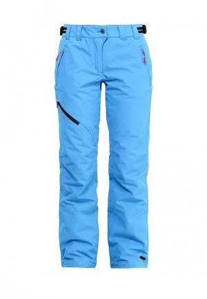 Брюки горнолыжные Icepeak. Цвет: голубой