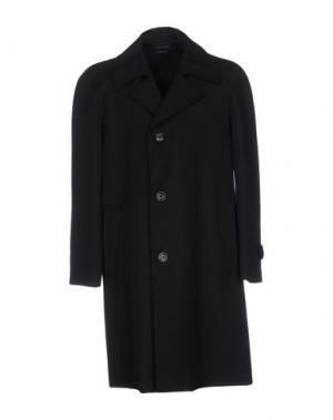 Легкое пальто MARC JACOBS. Цвет: черный