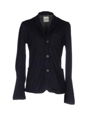 Пиджак U-NI-TY. Цвет: темно-синий