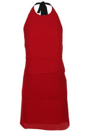Платье C.N.C.. Цвет: красный