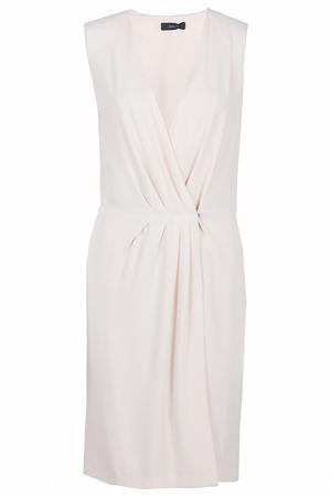 Платье Joseph. Цвет: белый