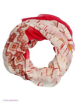 Платок Venera. Цвет: красный, белый