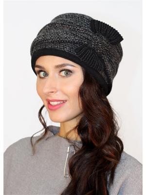 Шляпа Сиринга. Цвет: серый, черный