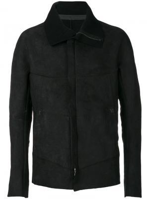 Куртка Humanoid Isaac Sellam Experience. Цвет: чёрный