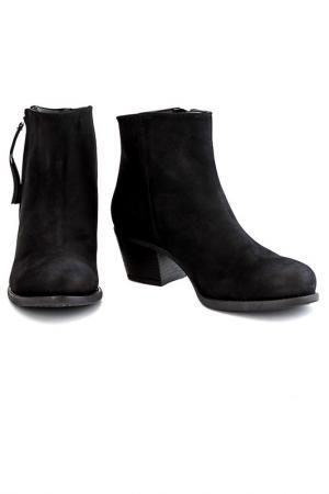 Ботинки FORMENTINI. Цвет: чёрный