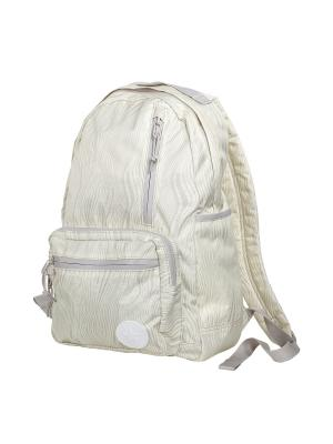 Рюкзак GO BACKPACK Converse. Цвет: белый
