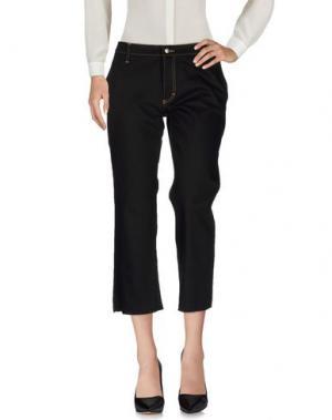 Повседневные брюки JOUR/NÉ. Цвет: черный