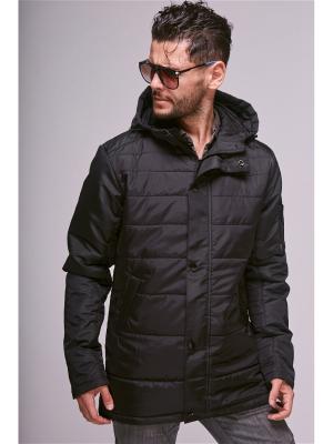 Куртка Nikolom. Цвет: черный