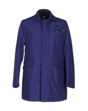 Куртка PIERO GUIDI. Цвет: ярко-синий